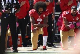 Colin Kaepernick a jeho tichý protest