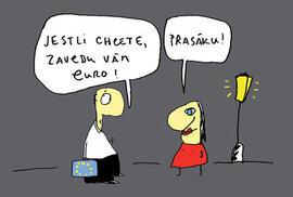 Kdy hodlá česká vláda zavést euro? Blíží se to? Spekulace narůstají