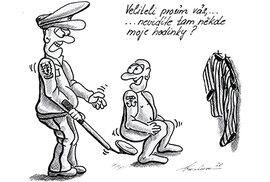 Zápisky českého vězně: Důstojnost za mřížemi aneb Masturbace a močení metr od vaší hlavy