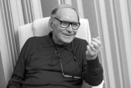 Italský hudební skladatel Ennio Morricone zemřel. Bylo mu 91 let