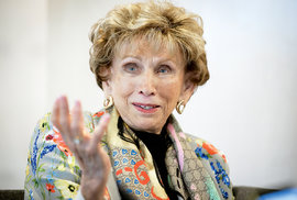 Na Mengeleho myslím každý den, říká psycholožka Edith Egerová, která přežila Osvětim
