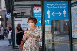 Mýtus promoření. Jak reálně vypadá Švédsko? Žádné akce nad 50 lidí, víc testů a roušky