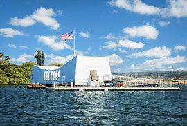 Pearl Harbor, Památník USS Arizona, Oahu