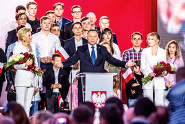 Dvě tváře Polska: Jak mají Češi rozumět prezidentskému vítězství Andrzeje Dudy