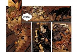 Píše se rok 1108 a velké klany pajanského císařství nelítostně bojují o moc.