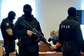 Proces s vrahy Jána Kuciaka se blíží ke konci