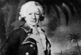Louis-Antoine de Bougainville (12. listopadu 1729, Paříž, - 31. srpna 1811, Paříž)