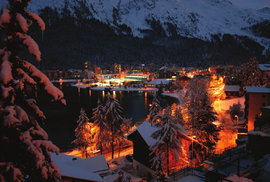 Svatý Mořic: Slavné VIP středisko lyžařské turistiky, které zdaleka není jen pro bohaté