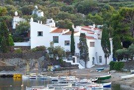 Dalího dům: Bizarní vkus umělce se odrazil i v jeho rezidenci na španělském pobřeží…
