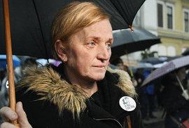 Naše děti byly zavražděné, protože chtěly dobro pro Slovensko, říká matka snoubenky…
