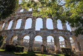 Neležte jen na pláži. Chorvatsko je plné historických památek, které zpestří vaši dovolenou