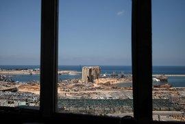 Velkým tématem posledních dní byl v Libanonu především bejrůtský výbuch skladu