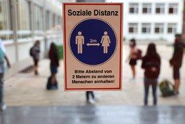 Koronavirus v Německu