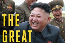 Dokonalý soudruh Kim Čong-Un v původním vydání