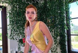 Bývalá Disney hvězdička Bella Thorne