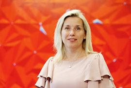 Rektorka Danuše Nerudová chce využít fenomén Čaputová
