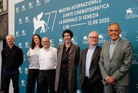 Konečně normální filmový festival: do Benátek přijelo osm evropských ředitelů, mezi…