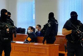 Soud s Marianem Kočnerem a Alenou Zsuzsovou