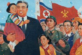 Krutý vůdce KLDR: Kim Ir-sen místo splnění největšího snu dovedl svůj lid na pokraj…