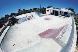Hotový skatepark čeká na první návštěvníky