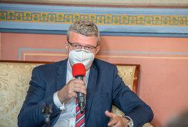 Premium Breakfast s ministrem Karlem Havlíčkem: ČESKÝ PRŮMYSL POD TLAKEM