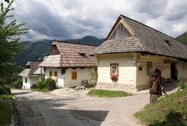 Stará vesnice Vlkolínec