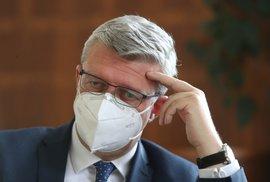 Zvládnu spát jen hodinu denně, řekl si Havlíček o post ministra zdravotnictví. Stal by…