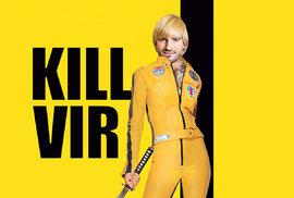 Kill Vir, Babišův fackovací panák i věštění z karet. Nejvtipnější koláže o exministru Vojtěchovi z dílny TMBK