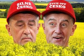 Andrej Babiš se odhaluje. Jak by vypadal jeho skutečně upřímný projev