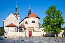 Bazilika sv. Václava a kostel sv. Klimenta (národní kulturní památky), Brandýs nad Labem - Stará Boleslav