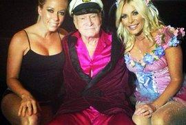 Zakladatel Playboye Hugh Hefner: Pocházel z pobožné rodiny, miloval sex, večírky a hrob má vedle Marilyn Monroe