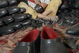 Je libo dostat boty do pucu? Není problém.