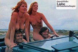 Německé erotické filmy ze 70. let: Klasika, kterou si možná ještě pamatujete