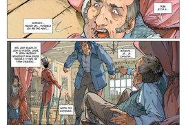 Čtyřka z Baker Street #03: Slavík ze Stepney