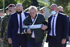 Karel Steigerwald: Přestaňte krmit pana prezidenta Zemana