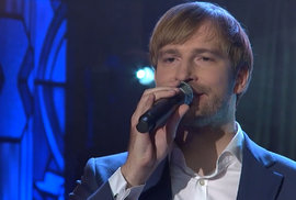 Adam Vojtěch zazpíval v Show Jana Krause