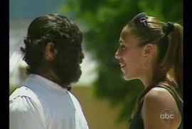 Vlčí muž Danny Ramos Gomez přítelkyni našel i s chlupy na obličeji.