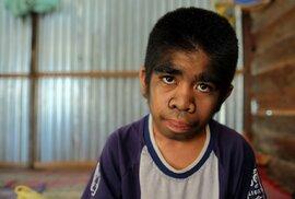 Muhammad Raihan je ve své indonéské vesnici uctíván jako hinduistický bůh