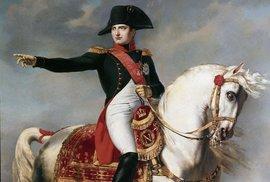 Životy slavných: Slavný vojevůdce Napoleon Bonaparte zemřel nenáviděn ve vyhnanství