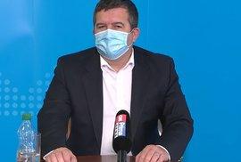 Jan Hamáček (ČSSD) v Partii na Primě (18.10.2020)