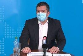 Jan Hamáček (ČSSD) v Partii na FTV Prima (18.10.2020)