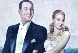 Manželky diktátorů: Krásná a milovaná Evita začínala jako prostitutka?