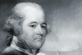 William Bligh: Kapitán slavné lodi Bounty, na které došlo k nejznámější vzpouře v historii mořeplavby