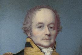William Bligh (9. září 1754 – 7. prosince 1817) nebyl jen autoritativní velitel, ale i vynikající námořník a skvělý navigátor