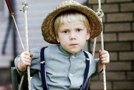 Amišské děti se občas vydávají na zkušenou do moderního světa. Rády se ale zase vrací domů.