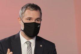 Hřib: Babiš obětoval zdraví lidí kvůli kampani, Prymula porušuje vlastní opatření, může zaplatit až 20 tisíc