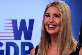 Ivanka Trumpová: Nejmocnější žena Bílého domu má podnikatelský talent a snad i…