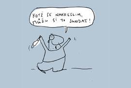 Češi a nekorektní vtipy: Co se skrývá za českým humorem na téma papalášů?