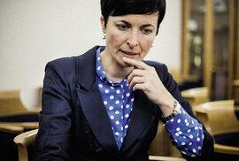Lenka Bradáčová, vrchní státní zástupkyně
