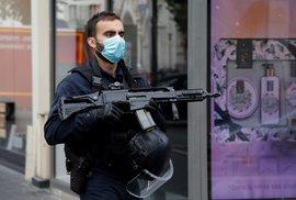 Francie má za sebou další teroristický útok. Islamista v Nice zabil tři lidi